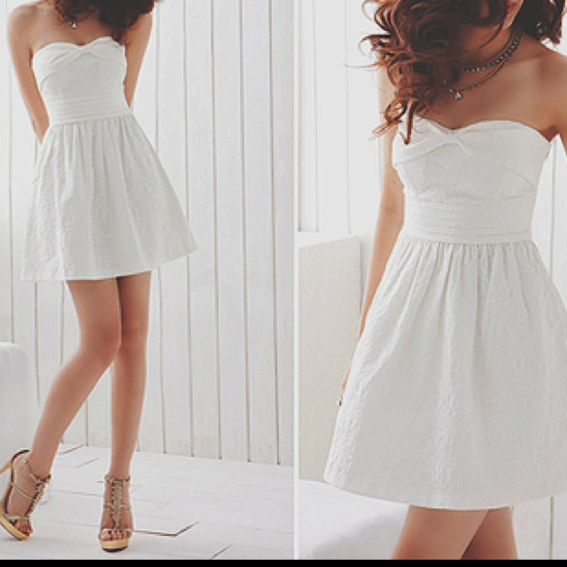 ... , Cute Dresses, Whitedress, Graduation Dresses, Little White Dresses