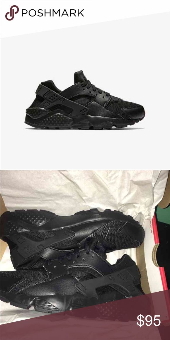 NIKE HUARACHE RUN  BOYS' GRADE SCHOOL NIKE HUARACHE RUN  BOYS' GRADE SCHOOL Brand New Size 7y If there's another size you need please feel free to contact me I can get them for u !!  PLEASE BE ADVISED GO A HALF SIZE UP FROM WHAT YOU NORMALLY WEAR THEY RUN SMALL 10/10 condition -Brand new still in box 100 authentic! If u need more pics let me know! Also no trades only looking to sell my items.  Feel free to comment a responsible price. Tags: Nike, Jordan  Thank you for looking at my listing…
