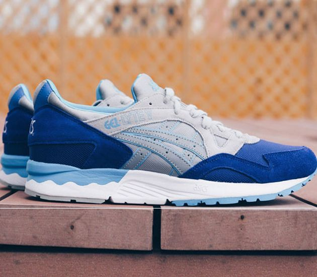 1cca84652f2a ... shop asics gel lyte v dark blue light grey plognation gel lyte asics  gel lyte asics