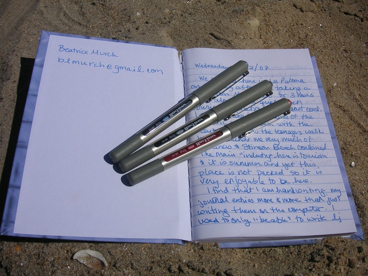 how to write a journal entry  journal entries journal