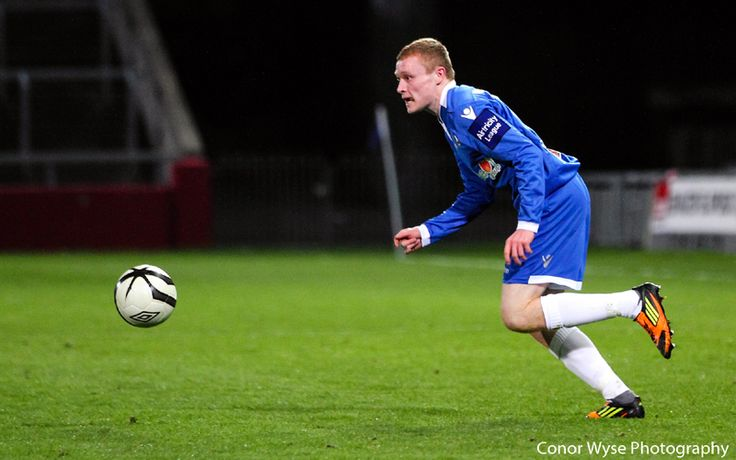 HAPPY BIRTHDAY! Happy Birthday to our young left-back Colm Murphy who turns 19 today!