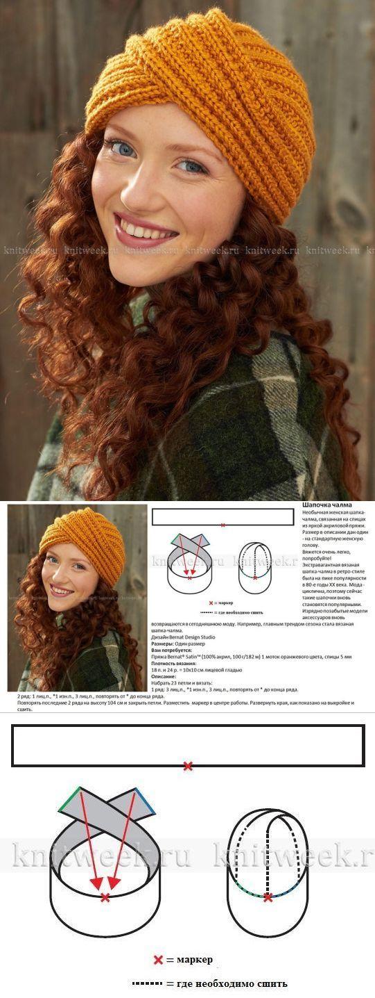 Cap-turbante