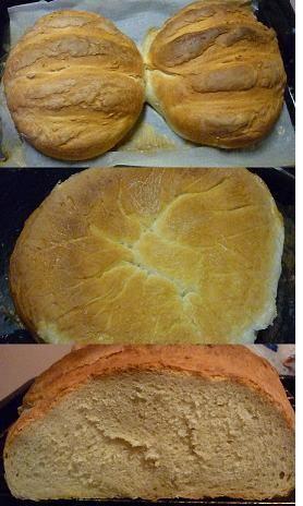 Recept na pečení domácího chleba od Primule