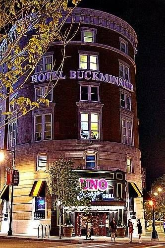 Boston Hotel Buckminster hotel overlooks Fenway Park and just a 3-minute  walk to the