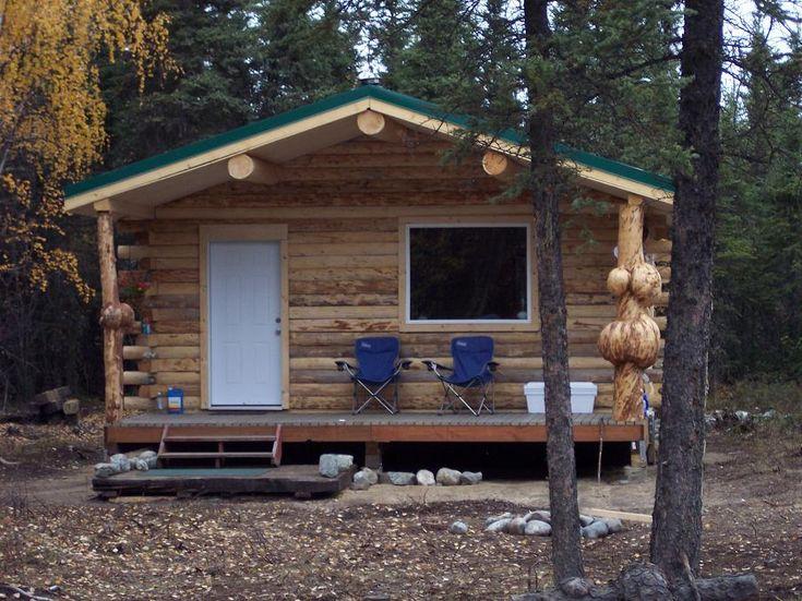 Alaska Log Cabins Hunt Elk In Alaska Log Cabin Included