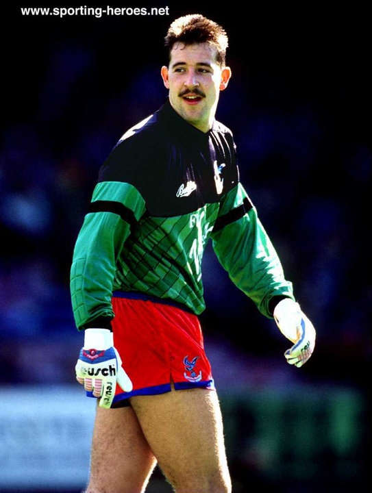 Nigel Martyn - (Part 1) 1989/90-1992/93 - Crystal Palace FC