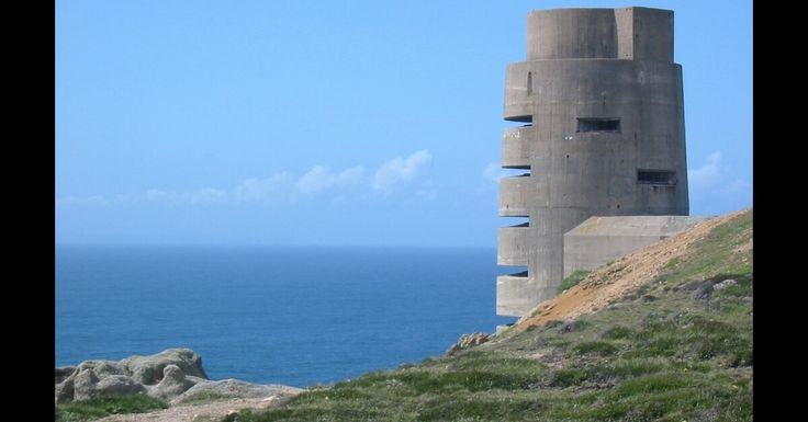 """""""Needs Some Work..."""" - German-Built WWII Bunker For Sale In The Channel Islands"""