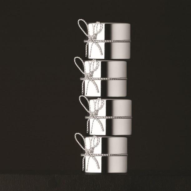Napkins ring set of 4