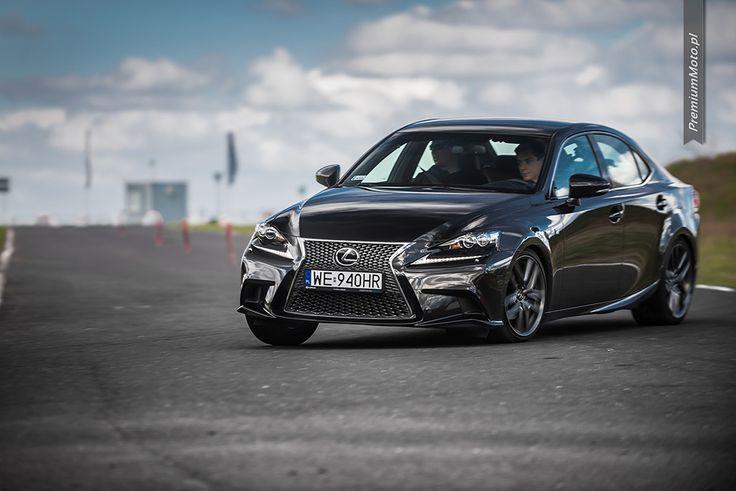 Lexus IS F sport in action. #lexus #fsport