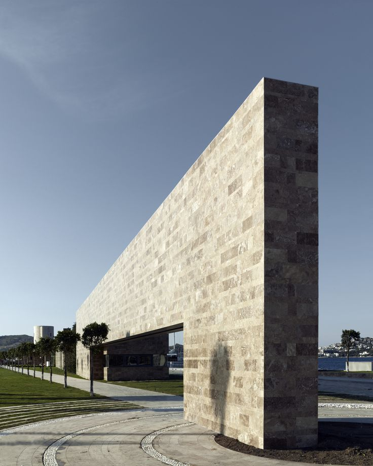Yalıkavak Palmarina / Emre Arolat Architects