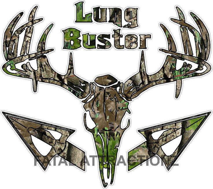 Camo Deer Hunting Logos | www.imgkid.com - The Image Kid ...