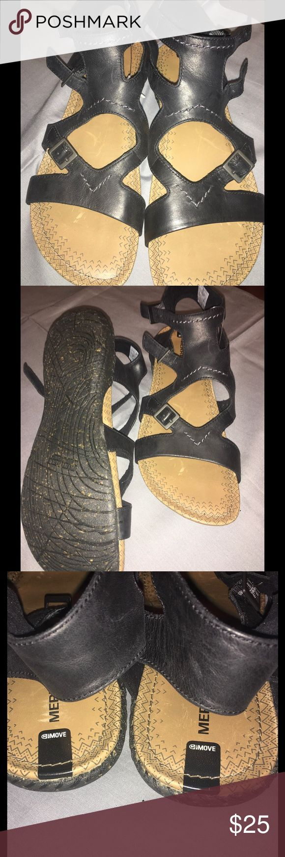 "Merrill sandals NWOT These have never been worn Merrell  ""woman"" Shoes Sandals"