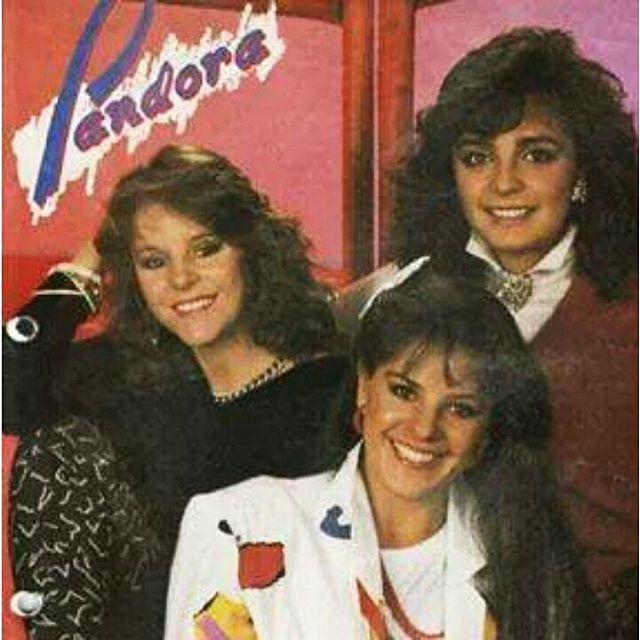 #Pandora #elComienzo #bellas #PrimerDisco #Hermoso #canciones #hermosas #voces #armonias #preciosas #año1985