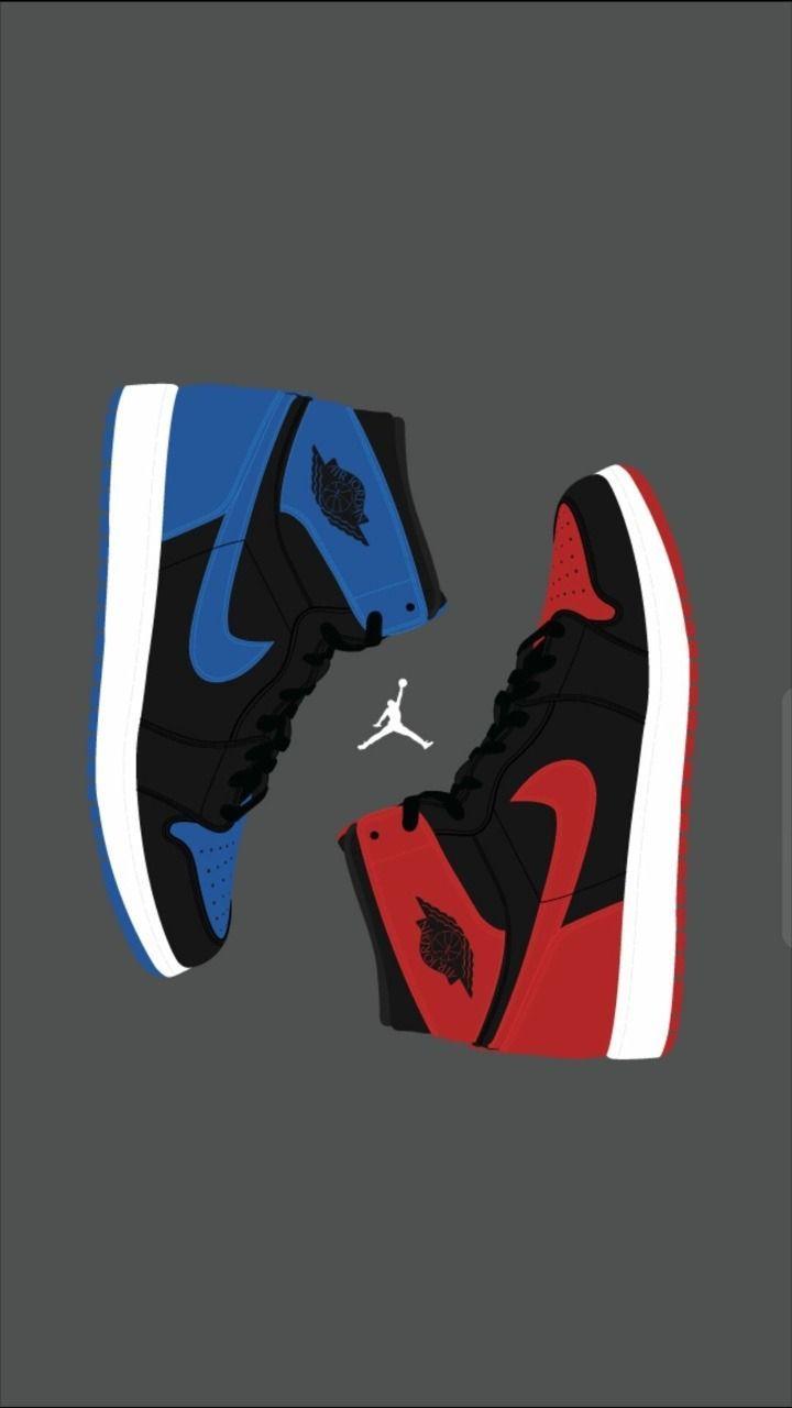 Black Chicago Bulls Photo Shoes Wallpaper Jordan Shoes Wallpaper Iphone Wallpaper Jordan