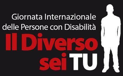 3 dicembre ricorre la Giornata internazionale delle persone con disabilità