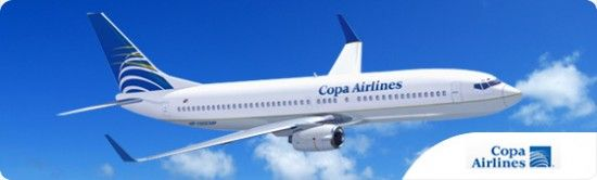 copa airlines 2 550x166 Copa Airlines Brasil   Telefone