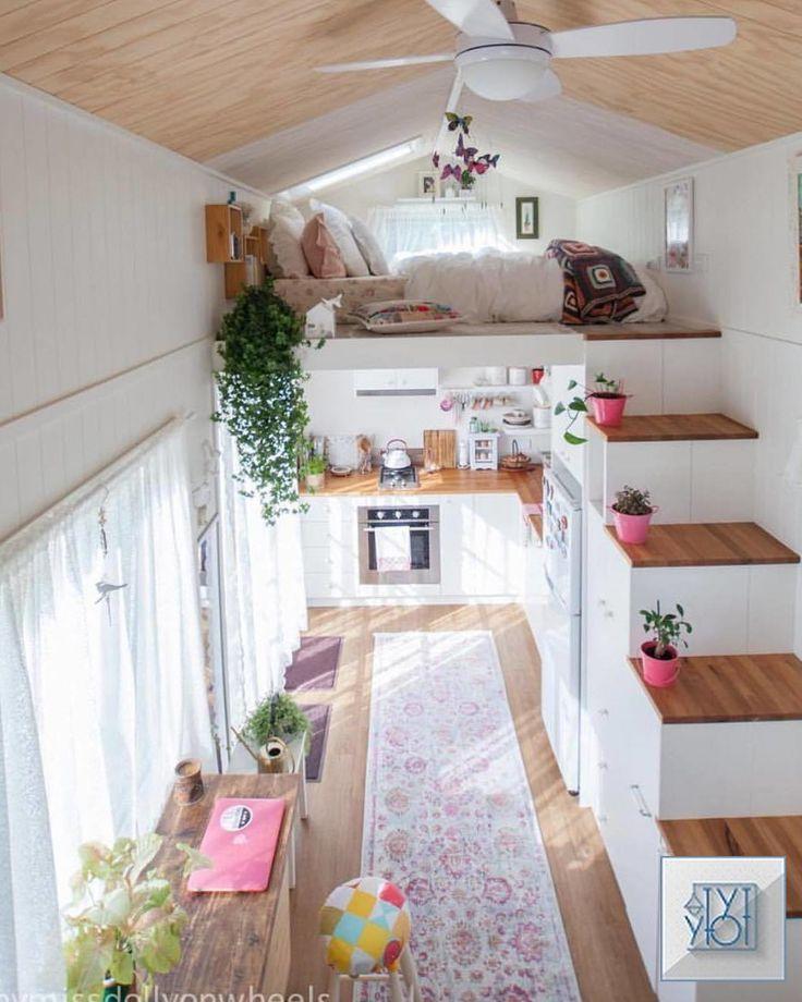 Небольшой но уютный дом внутри фото