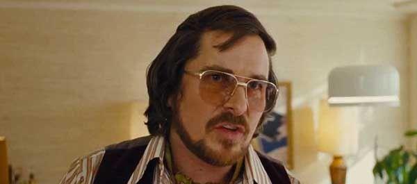 christian bale gran estafa americana Nominados a los Oscar 2014