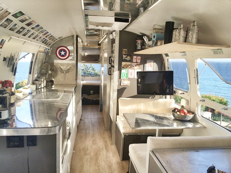 17 Best Images About Airstream Interiors On Pinterest Airstream Restoration Airstream