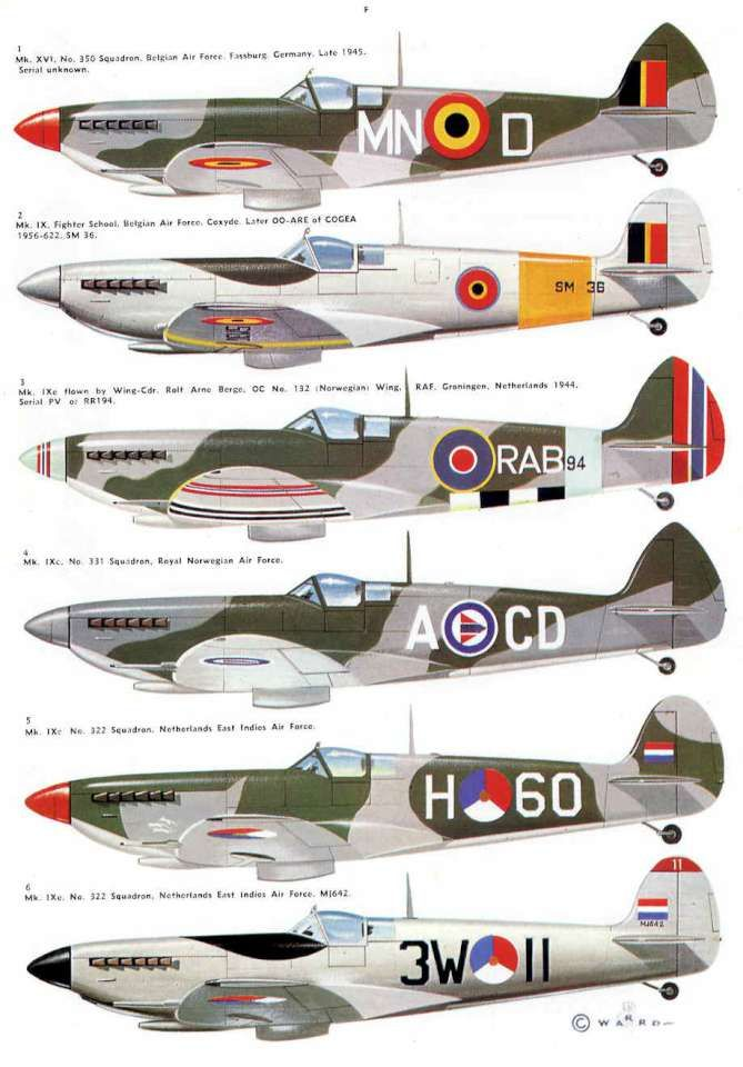 04 Supermarine Spitfire