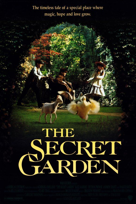 """The Secret Garden."" Saw this movie last literally 15 years ago... and I loved it more this time! Such a cute, nice film."