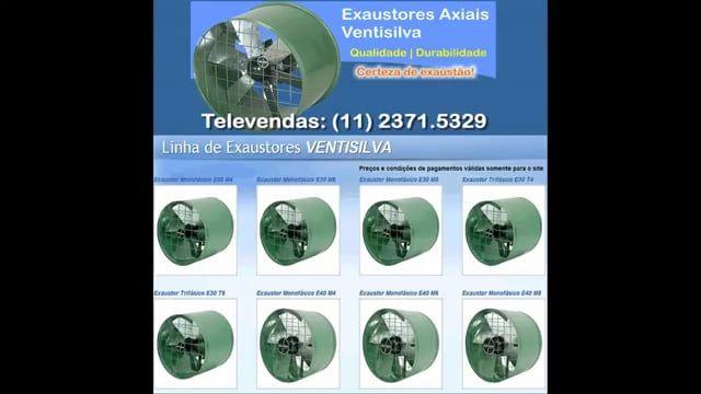 EXAUSTORES COMERCIAIS-EXAUSTORES INDUSTRIAIS-VENTILADOR DE COLUNA-EXAUSTOR TRANSMISSAO VENTISILVA- DISTRIBUIDORA DE EXAUSTORES- E- VENTILADORES VENTISILVA- (11) 2387 - 1727 - (11) 2371 4964 ******* -FATURAMOS PARA EMPRESAS MEDIANTE CADASTRO- cotaçao por email.: erasmosilva@gmail.com- VENTILADOR DE PAREDE VENTISILVA-DISTRIBUIDORA DE VENTILADORES-CLIMATIZADOR AR-VENTILADOR VENTISILVA- https://www.facebook.com/pages/Refres... https://www.facebook.com/ventisilvave…