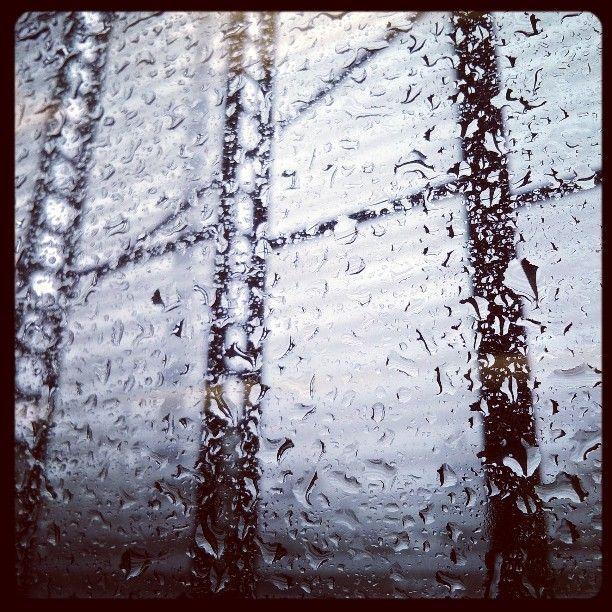 #rainyDay not in Soho, but #Helsinki #Finland #rain #waterdops