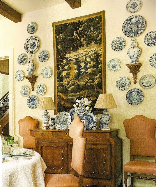Colorful Decorative Plates For Wall Ideas - Wall Art Collections ...