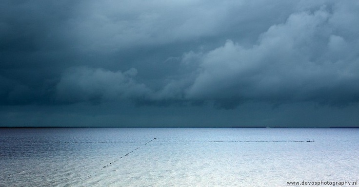donderwolken - Noordkaap  devosphotography.nl