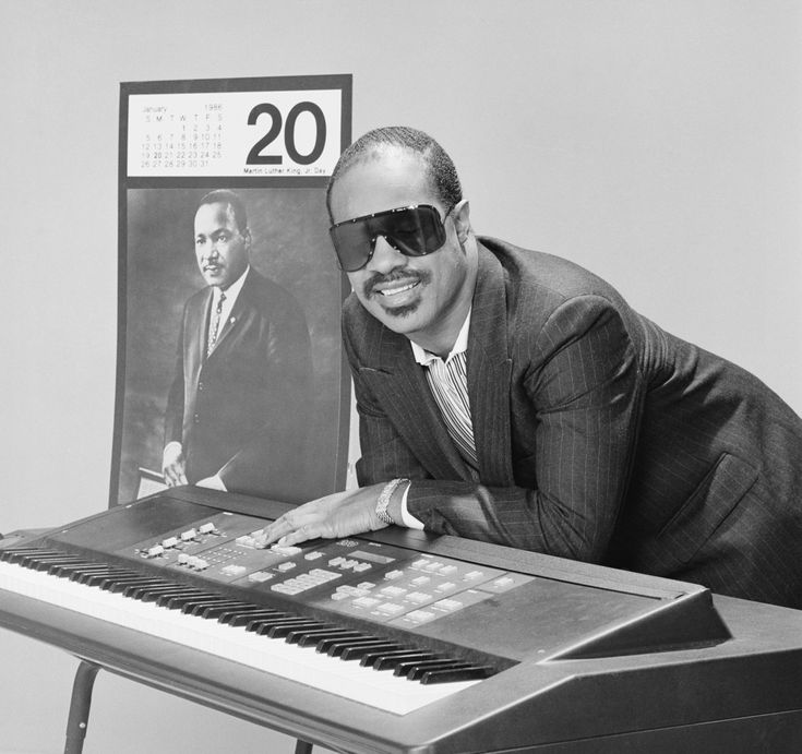 How Stevie Wonder Helped Create Martin Luther King Day — Cuepoint — Medium