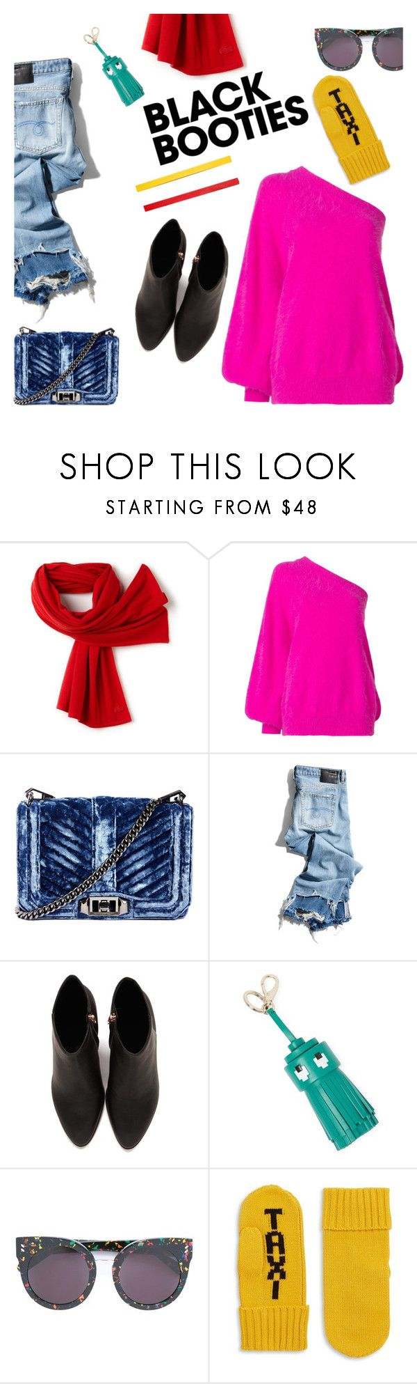 """""""no need to shout."""" by gabrielleleroy ❤ liked on Polyvore featuring Lacoste, Emilio Pucci, Rebecca Minkoff, R13, Alexander Wang, Anya Hindmarch and Kate Spade"""