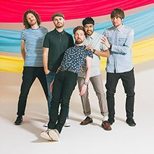 Kaiser Chiefs tickets at The O2 in London