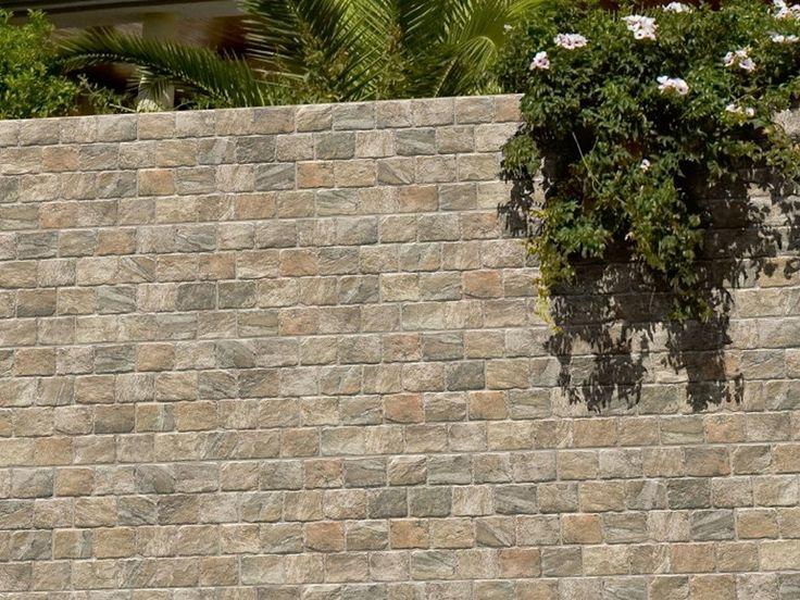 Revestimiento de pared suelo de gres porcel nico para interiores y exteriores dukkan colecci n - Revestimiento para exterior ...