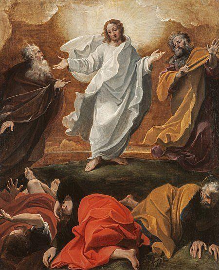 Transfiguration art