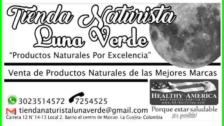 Tienda Naturista Luna Verde  Ofrece consultas Medicas Con Delmatron