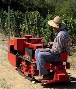 Rosetto Tractor
