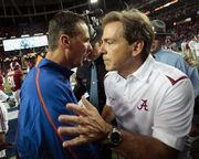 Last season, Northeast Ohio Media Group took a weeklong look at the battle between Alabama and Ohio State in recruiting that has now spilled onto the field in the College Football Playoff. The No. 4-seeded Buckeyes and the No. 1-seeded Crimson Tide will play Jan. 1 in the Sugar Bowl in New Orleans.