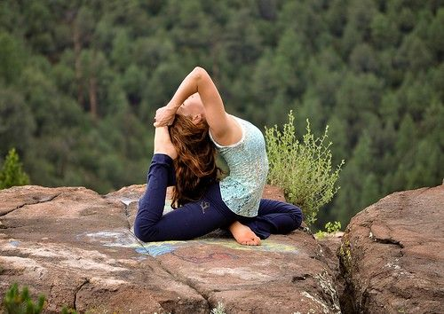 love this yoga pose. someday i will master it.