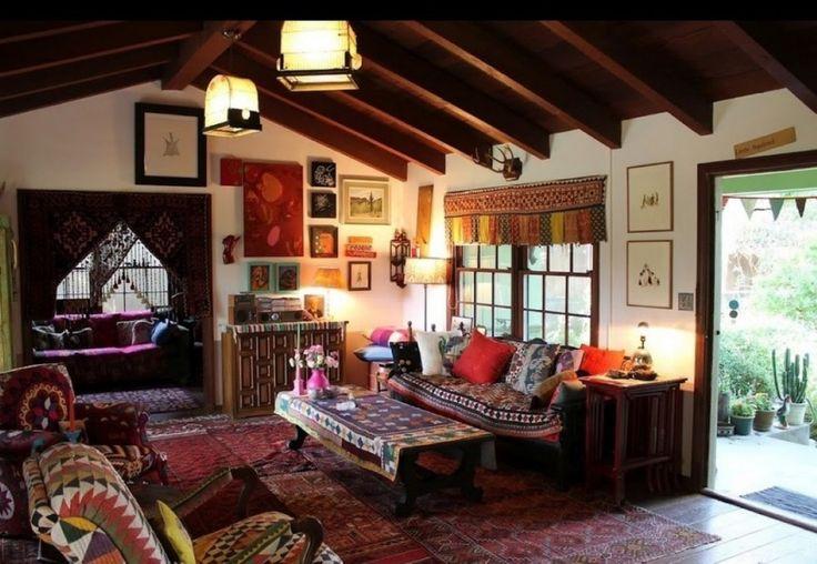 camera da letto bohemien - Cerca con Google