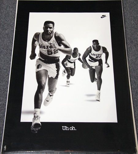 Blazers Portland Posters: 334 Best Images About Rare Vintage Classic Sports Posters