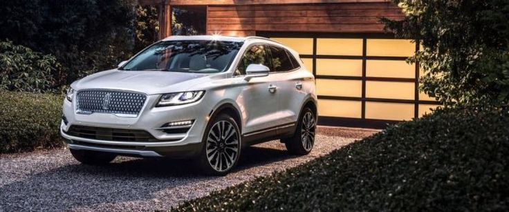 Lincoln Setting Up New Style for MKC Model in 2019