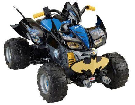 Walmart Canada Offers: Save 15% on Fisher-Price Power Wheels DC Super Friends Kawasaki Batman ATV  Walmart Excl... http://www.lavahotdeals.com/ca/cheap/walmart-canada-offers-save-15-fisher-price-power/216818?utm_source=pinterest&utm_medium=rss&utm_campaign=at_lavahotdeals
