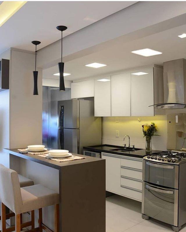 Cozinha Compacta Com Bancada Em Granito Sao Gabriel Armarios