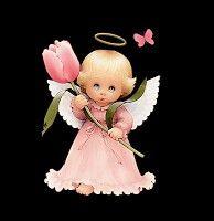 Benditos ángeles de Dios, protégenos.