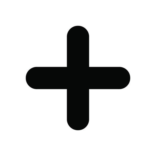 21++ Plus sign symbol clipart information