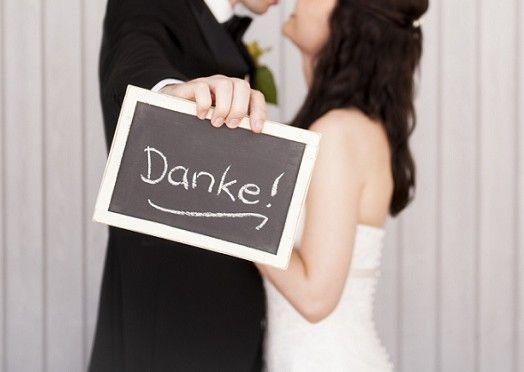 5 Ideen wie ihr Danke sagen könnt | Hochzeitsblog - The Little Wedding Corner