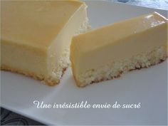 Flan magique à la noix de coco - Une Irrésistible Envie De Sucré ...