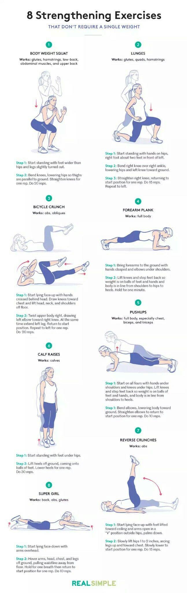 8 strengthening