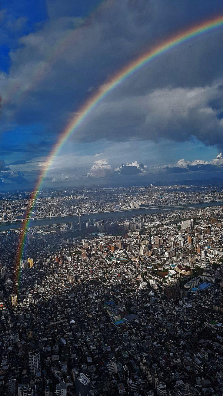"""cloudair: """"Rainbow City """""""