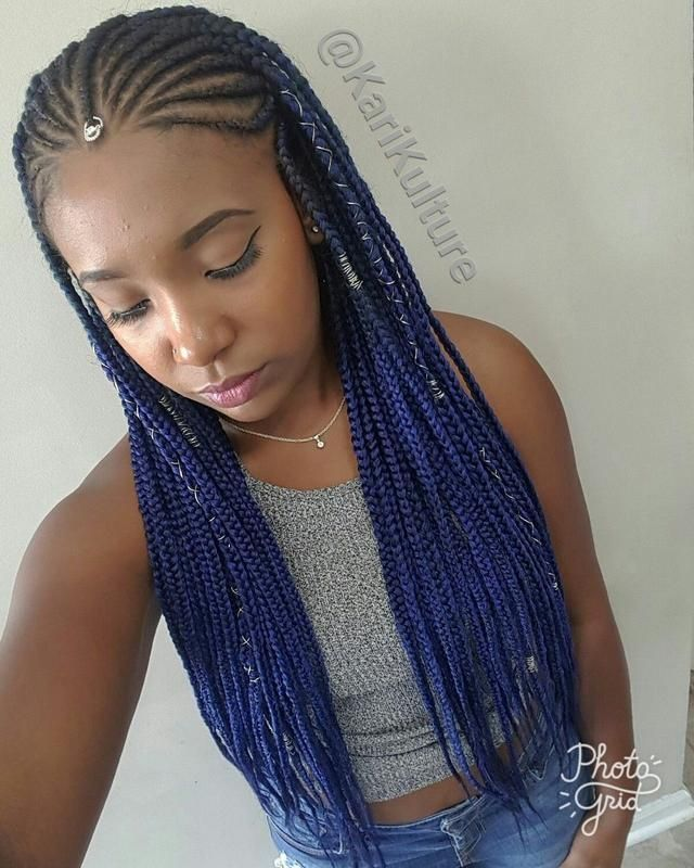 Top 25 All-Over Braided Hairstyles For Black American